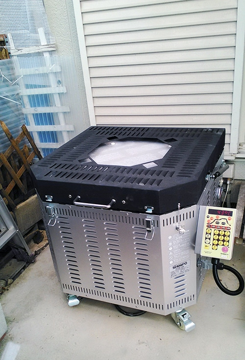 中型電気窯 DUB-05