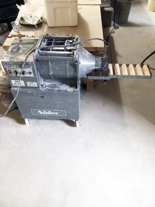 真空循環式粘土混練機 NVS-07
