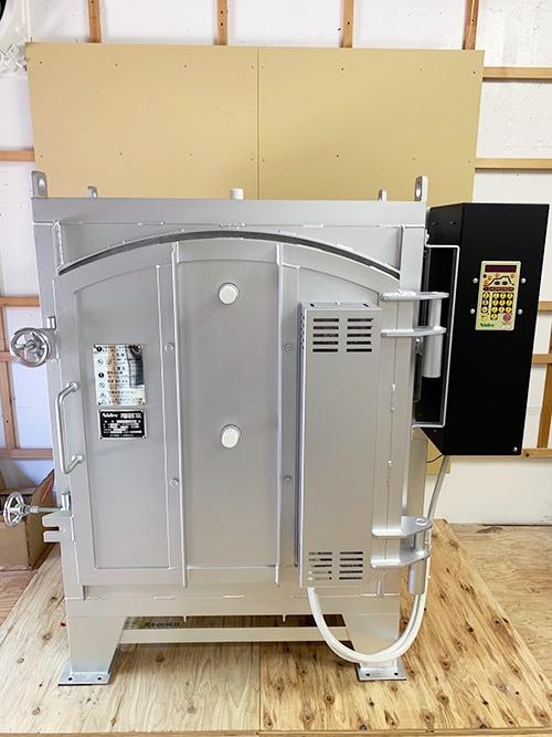 大型電気窯 DMT-15A 標準仕様
