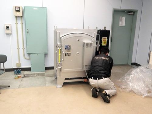 大型電気窯 DMT-10A 標準仕様