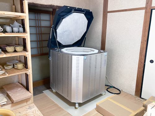 中型電気窯 DUB-10