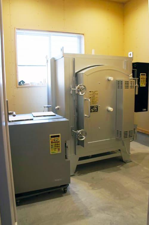大型電気窯 DMT-13A-W 厚壁仕様